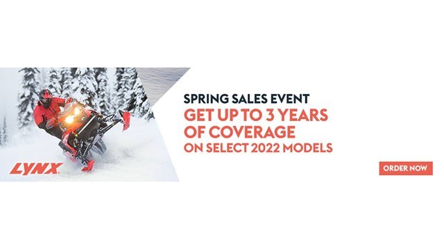 LYNX - Spring Check Sales Event